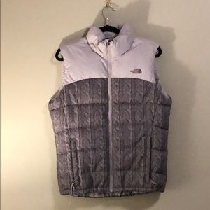 North Face Women's Vest Like New